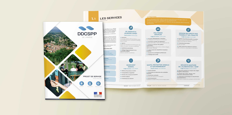 Projet de service DDCSPP09