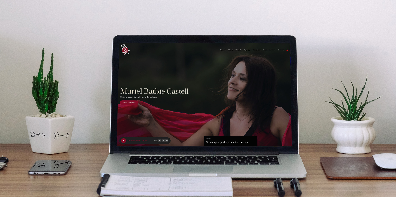 Site de Muriel Batbie Castell